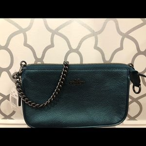 Coach Large Wristlet (New with Tag)